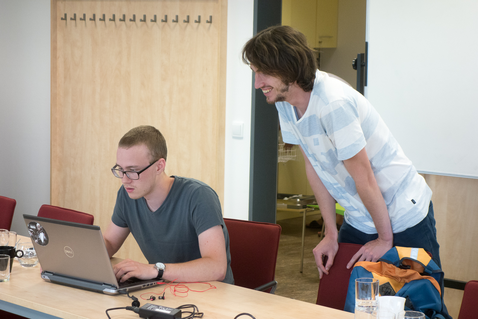 Plzen Code Camp: Organizing the Work