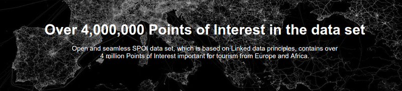 SDI4Apps's Points of Interest (SPOI) Dataset