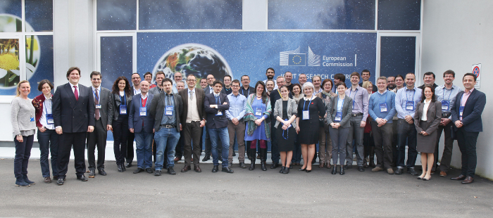 SDI4Apps Collaborates with the Joint Research Centre in the Danube Region