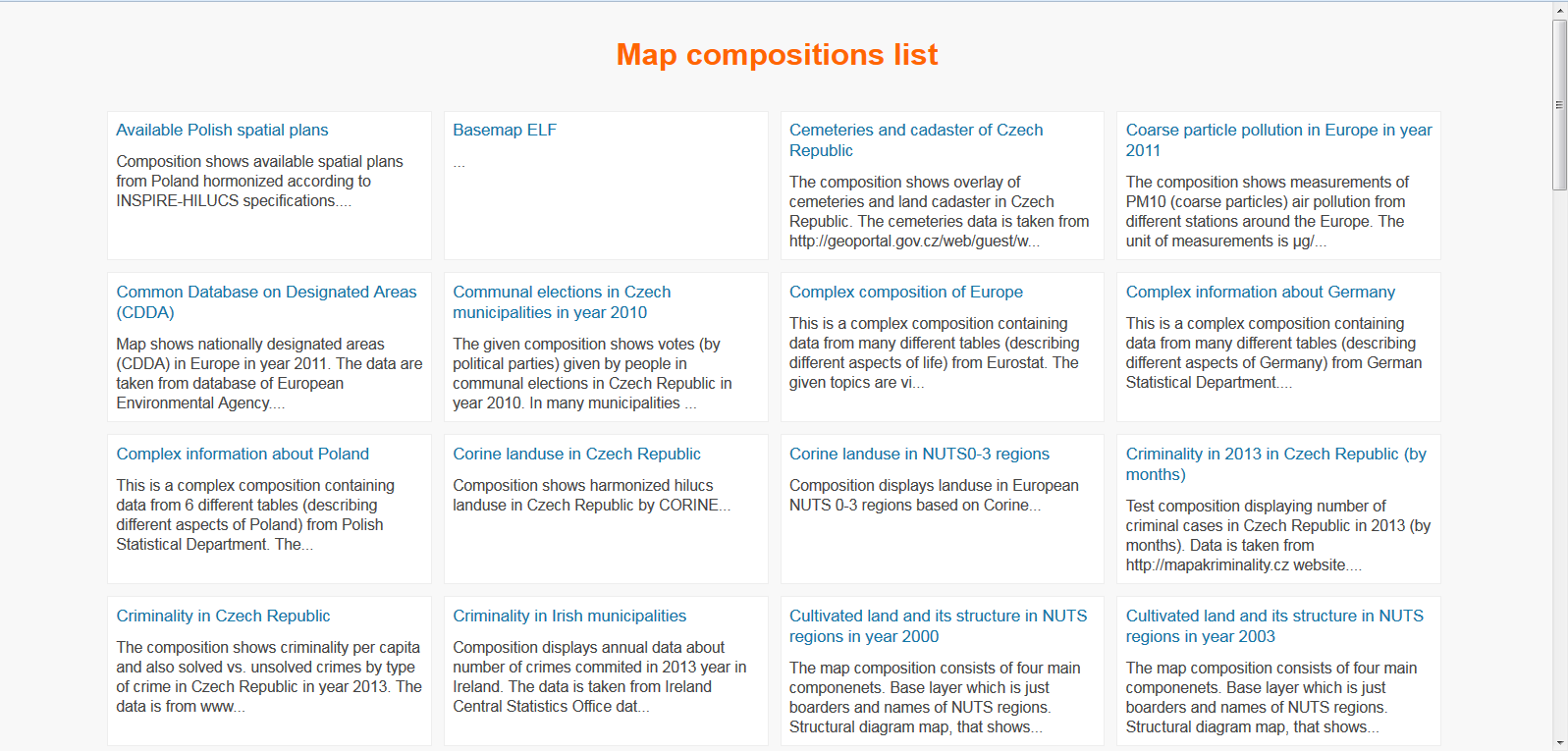 map-compissition-list